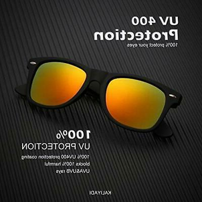 Polarized and Black/Blue/Red