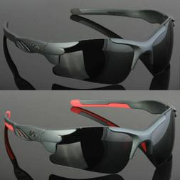 Men Cycling Baseball Golf Running Ski Sport Sunglasses Color