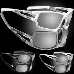 Ultimate Sports Extreme Wraparound Mens Sunglasses Firm Fit